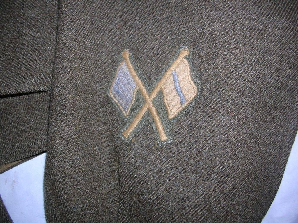 Stitching on badges Badges2