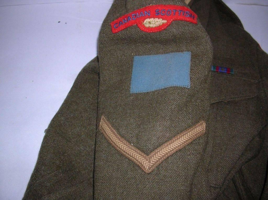 Stitching on badges Badges3
