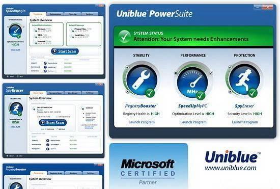 حافظ على جهازك بهذا البرنامج الرائع Uniblue Power Suite 2008 تنصح به شركة مايكروسوفت 27313_s__uniblue_power_suite_v_1