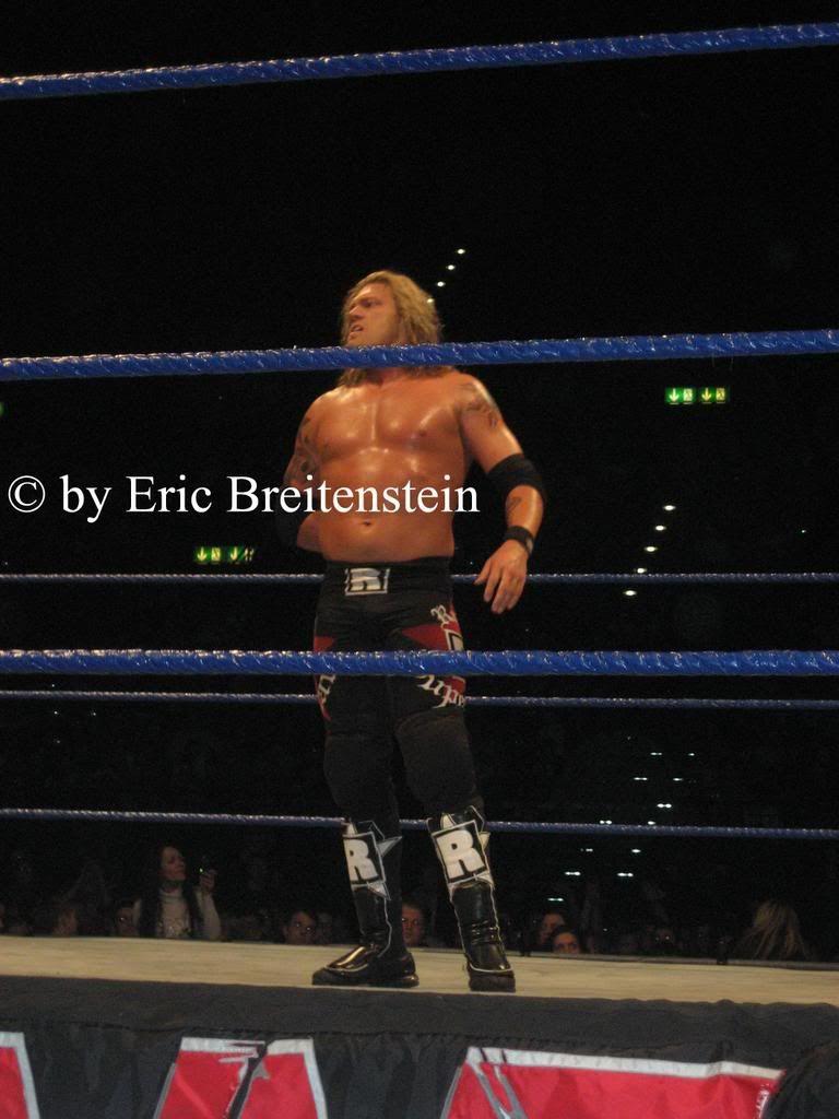 Edge habla sobre style y lesnar EdgeWWE