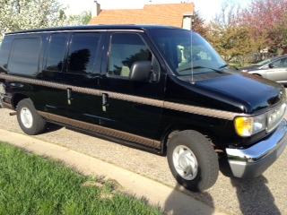 Band van for sale IMG_1083