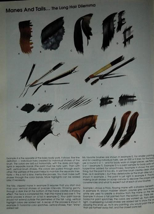 Vitrine de Cirgel - Page 7 Cheval1