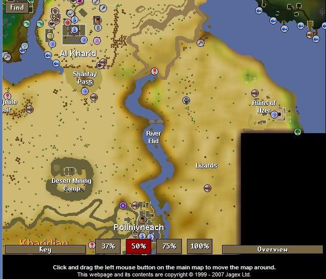 ~~Nearswordman's Ultimate Guide to Hunter~~ Desert