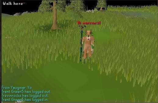 ~~Nearswordman's Ultimate Guide to Hunter~~ Hi