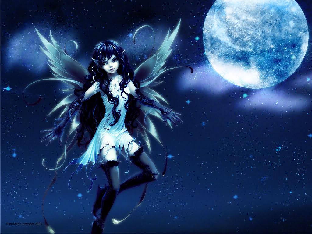 Imagenes de hadas anime y manga. Anime_fairy_water