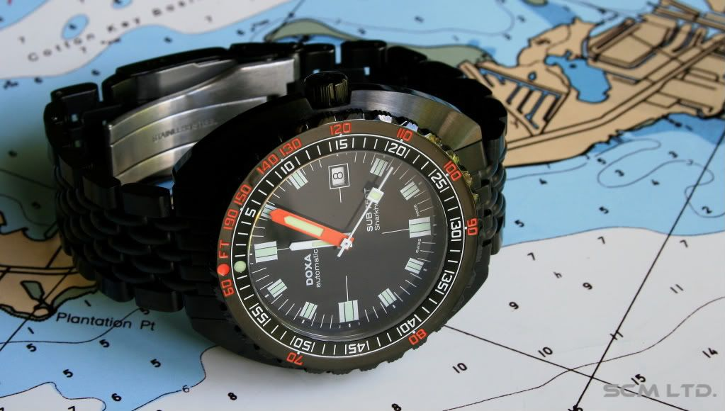 Watch-U-Wearing 8/18/10 DoxaonChart4