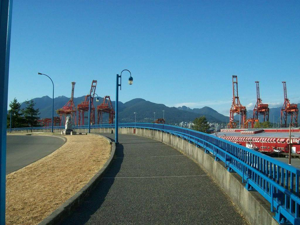Hello from Vancouver, Canada! Overpass