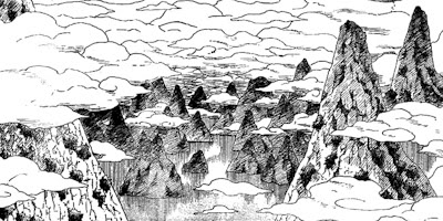 雲隠れの里 [ Hidden Village In Clouds ]