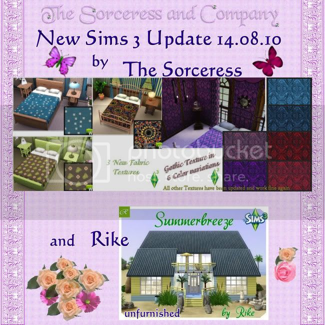 Finds Sims 3 .:. 14 - Agosto - 2010 .:. Poster1408