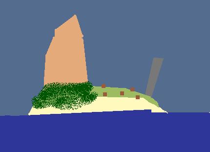 Chaostiny Island