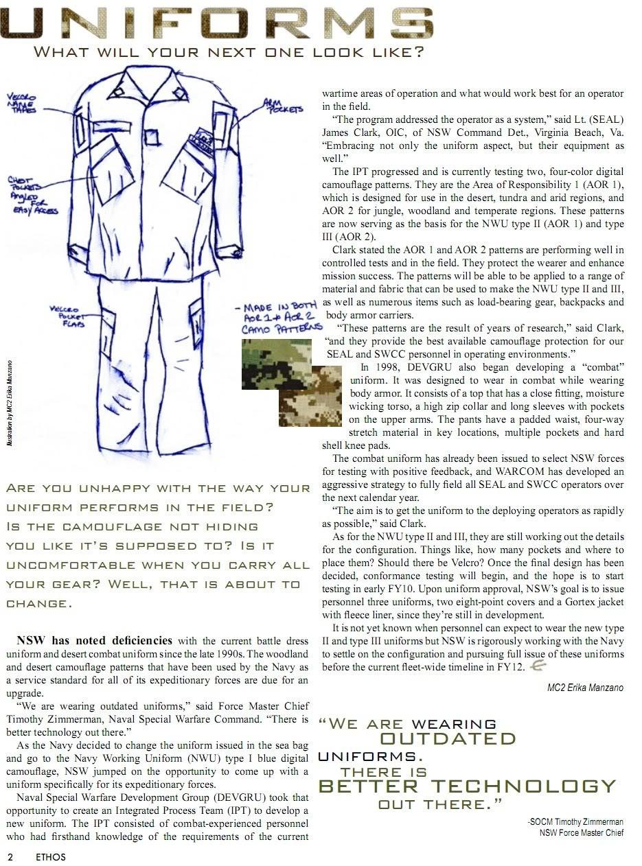 AOR1/Digi2   NSW/DEVGRU Exclusive desert camouflage by Crye Precision ETHOS