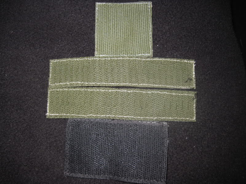 Some of my first In-Country Made patches, Name Tapes, 1st Lt, ISAF, others IMG_0974