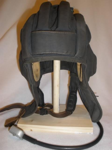 Grenada Bringback: Captured APC crewman's Helmet, canteen and Buckle P5110009