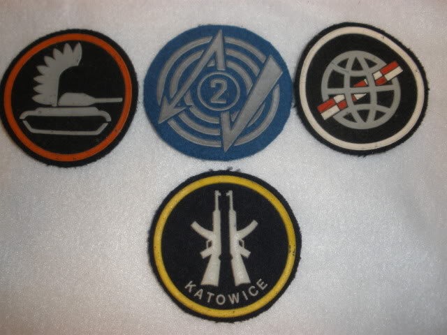 Can someone ID these Polish (I think) patches P5200070