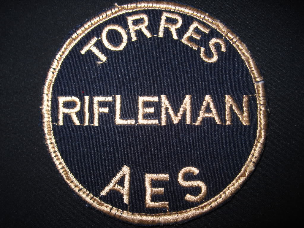 Torres AES and Sabre International patches 424a4489