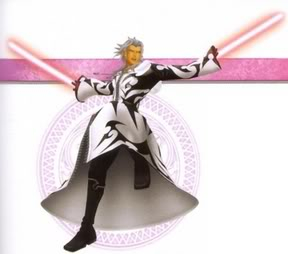 Xemnas, Leader of Organization XIII  Xemnas