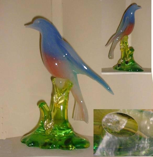Help ID My Alabastro bird Alabastrobird