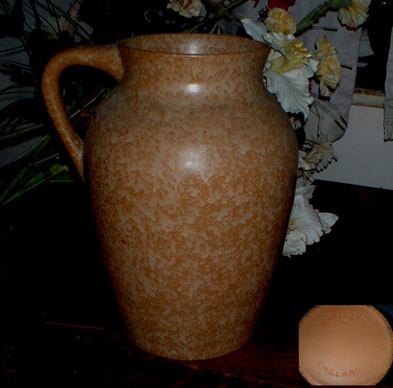 Whieldon Brentleigh Ware Vase Whieldon1