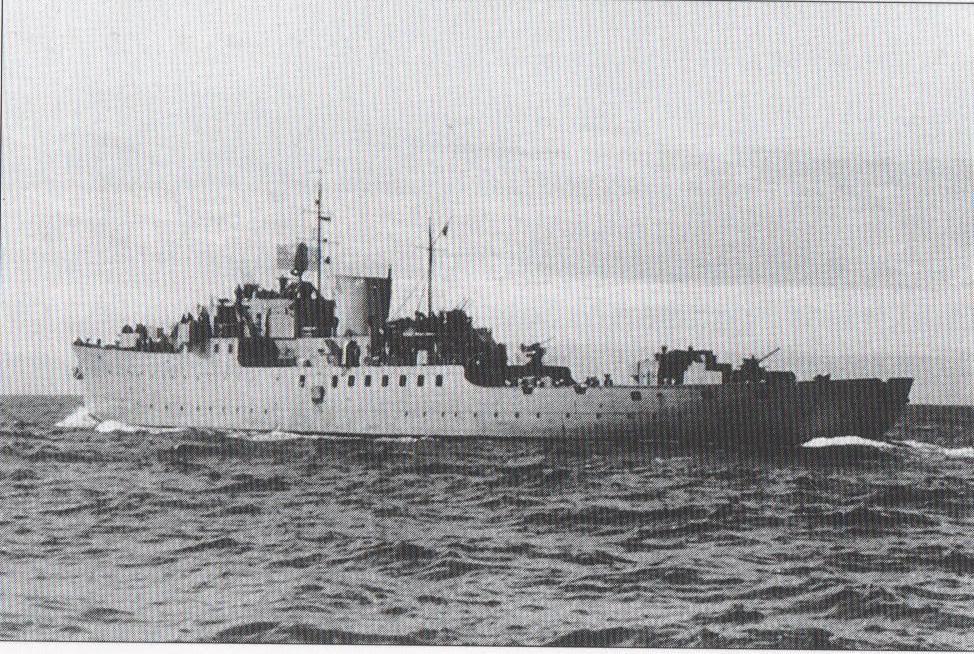 Navires des 6ème Sischerung Flottille et 22ème UJ Flottille - Page 2 UJ6073