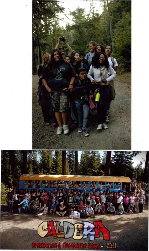 Caldera Art Camp Apprenticecamp