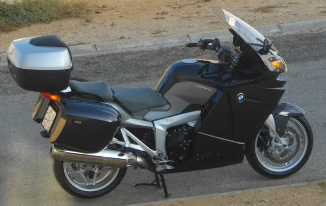 Brand new BMW K1200GT - For Sale LeonLubbefiets