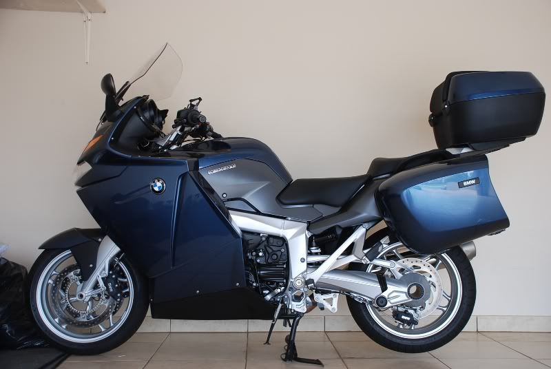 BMW K1200GT good as new: FOR SALE Para005