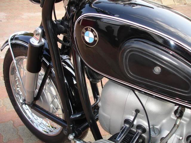 1964 BMW R50 FOR SALE RichardSmuts-Steyn