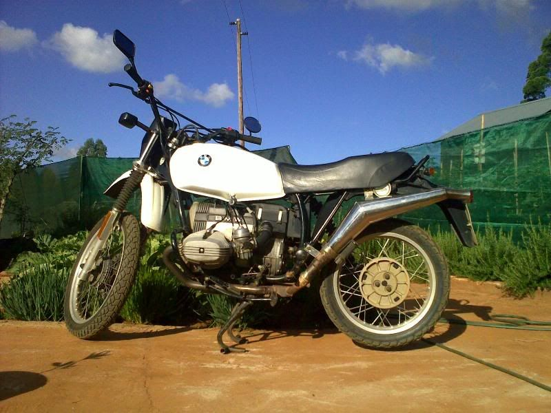 1981 R80G/S For Sale BmwR80GS