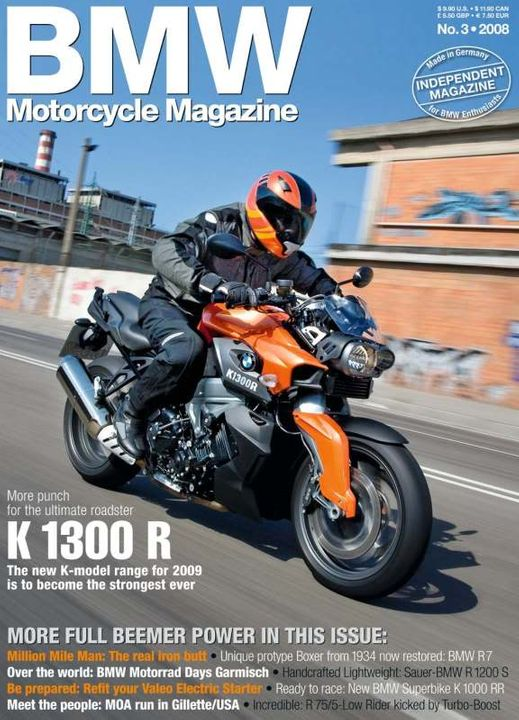 New BMW Magazine!! Issue3