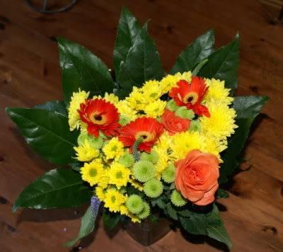 Reels On Wheels Flowers