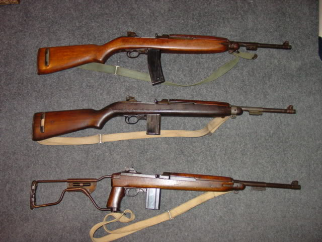 Gidday 3carbines