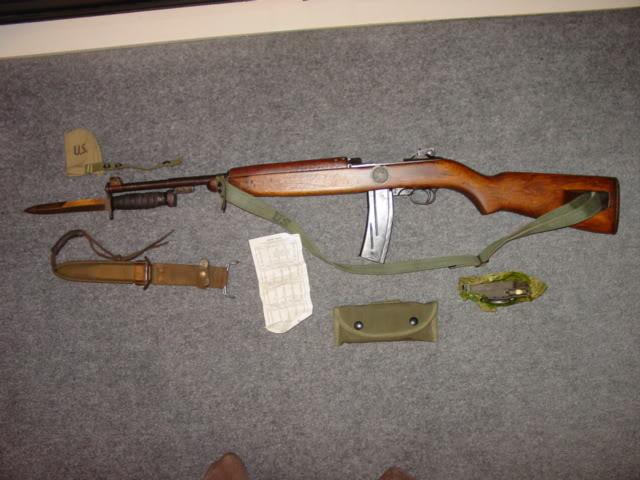 Carbine stuff M2