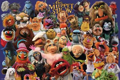 بإنفراد تام تحميل جميع مواسم مسرح العرائس المابيت شو الخمسة كاملة / The Muppet Show Full season 1- 5 Muppetshowcast