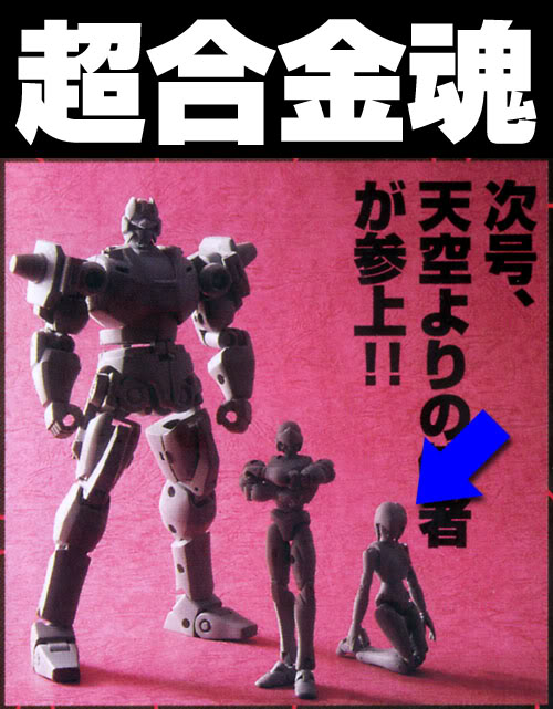 Soul of Chogokin (Bandai) 1185166414386