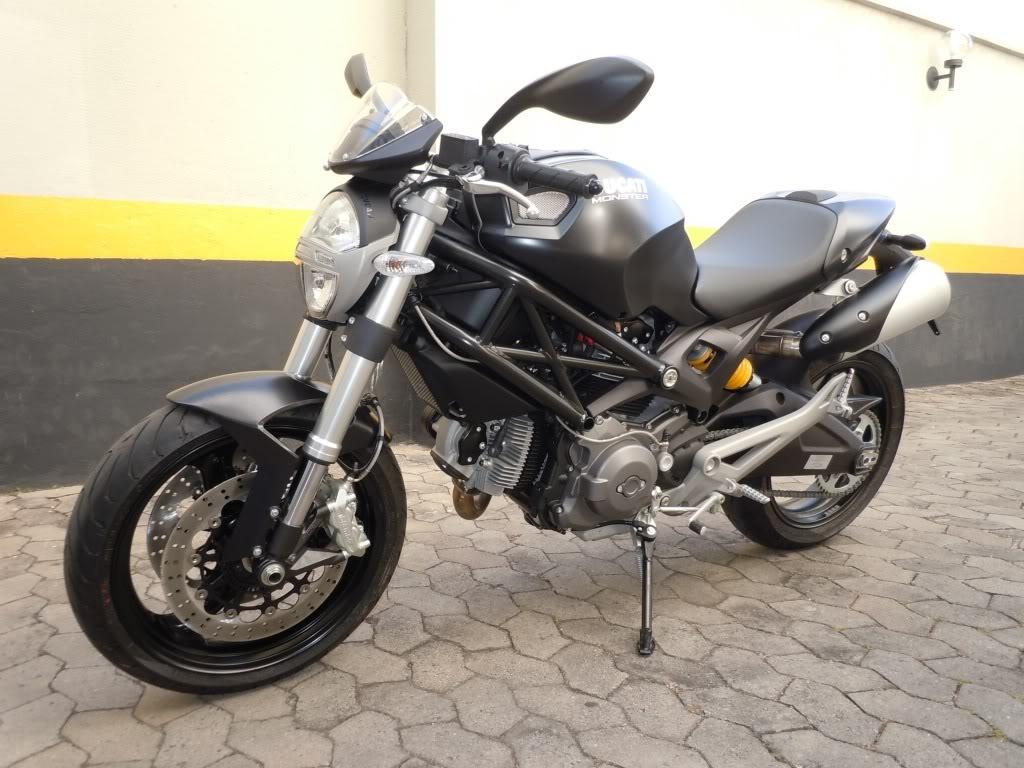 Flinkas returns... Ducati Monster 696 DSCN1530