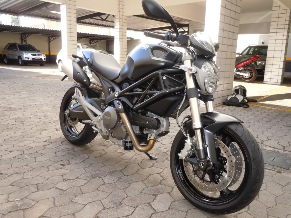 Flinkas returns... Ducati Monster 696 DSCN1532