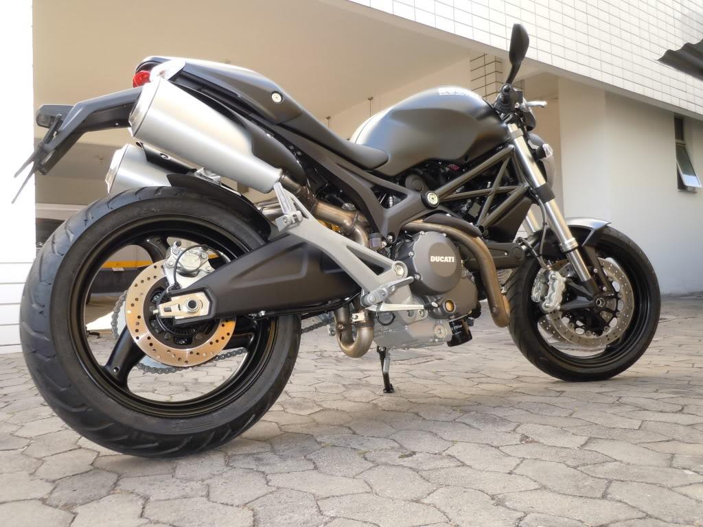 Flinkas returns... Ducati Monster 696 DSCN1536