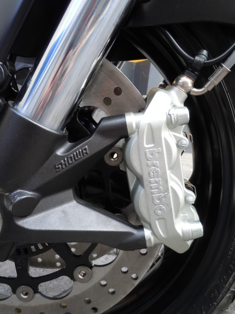 Flinkas returns... Ducati Monster 696 DSCN1543
