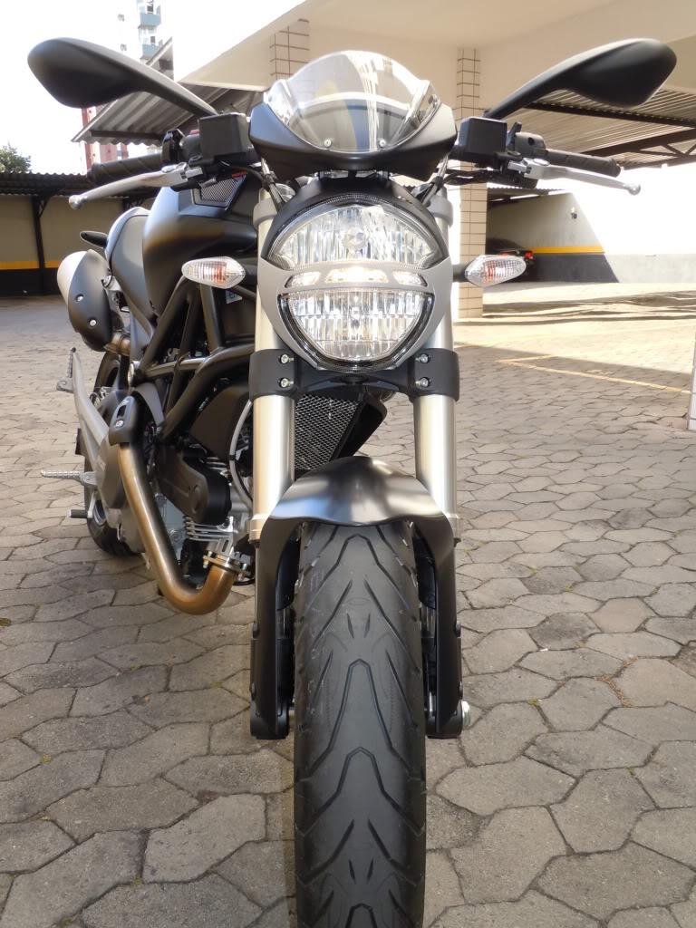 Flinkas returns... Ducati Monster 696 DSCN1548