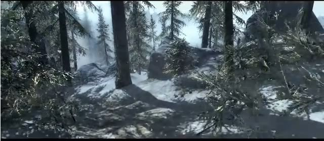 Epic Skyrim trailer dissection Spriting