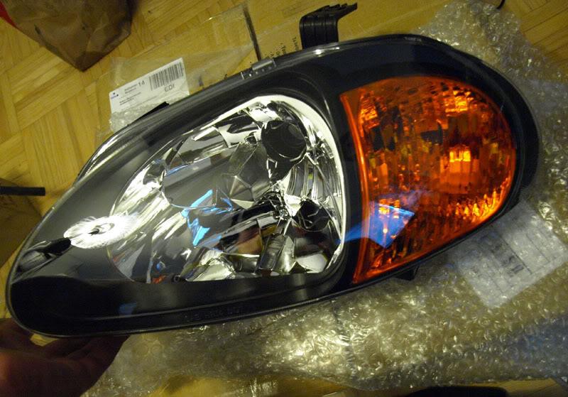CR-X DelSol SiR - Sivu 2 Lamppu