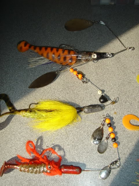 home made lures DSC04366