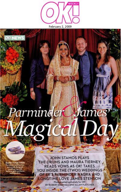 Parminder Nagra/ Neela Rasgotra Wedding2
