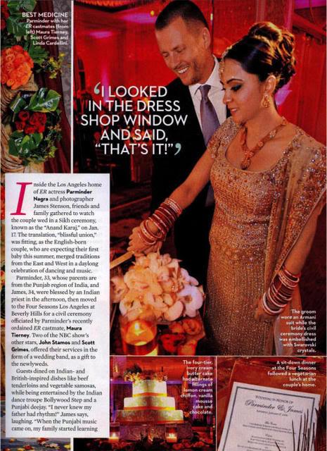Parminder Nagra/ Neela Rasgotra Wedding3