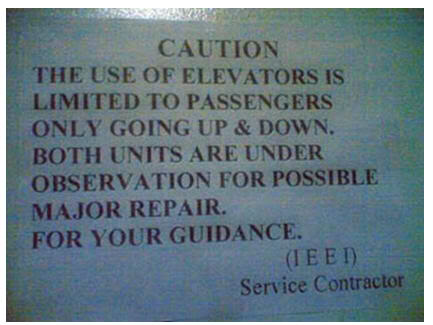 Funny Signs in the Philippines 3453