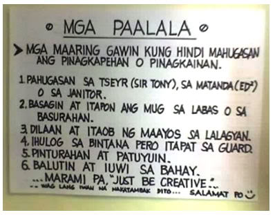 Funny Signs in the Philippines 467564