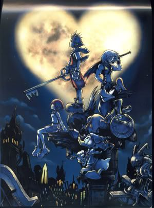 Imagenes del videojuego KingdomHeartsVisualArtCollection-00