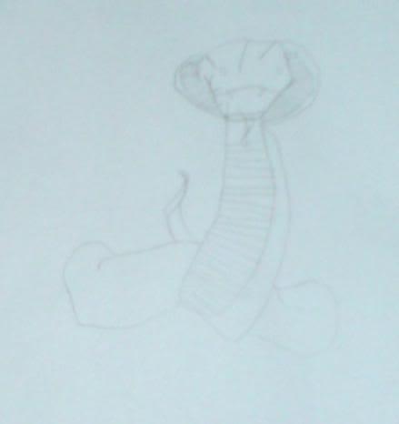 Sønnen min tegner Snakenov2008
