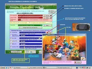 [RIP] PSONE FOR PSP AYUDAVISUAL320x200