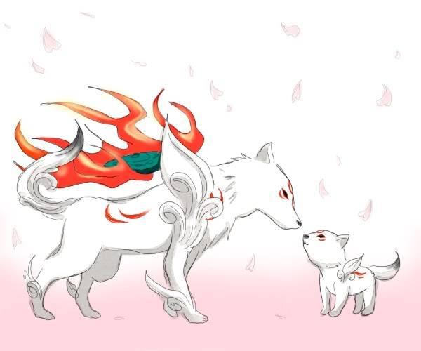 Ookami (Amaterasu) Clan Ookami